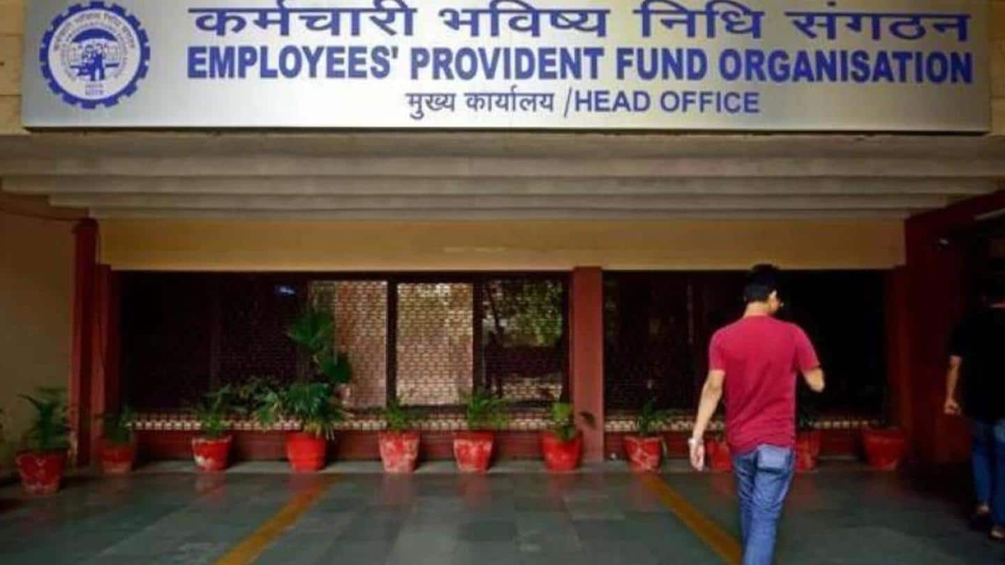 EPFO had disbursed Rs. 14,310 crore till December 31