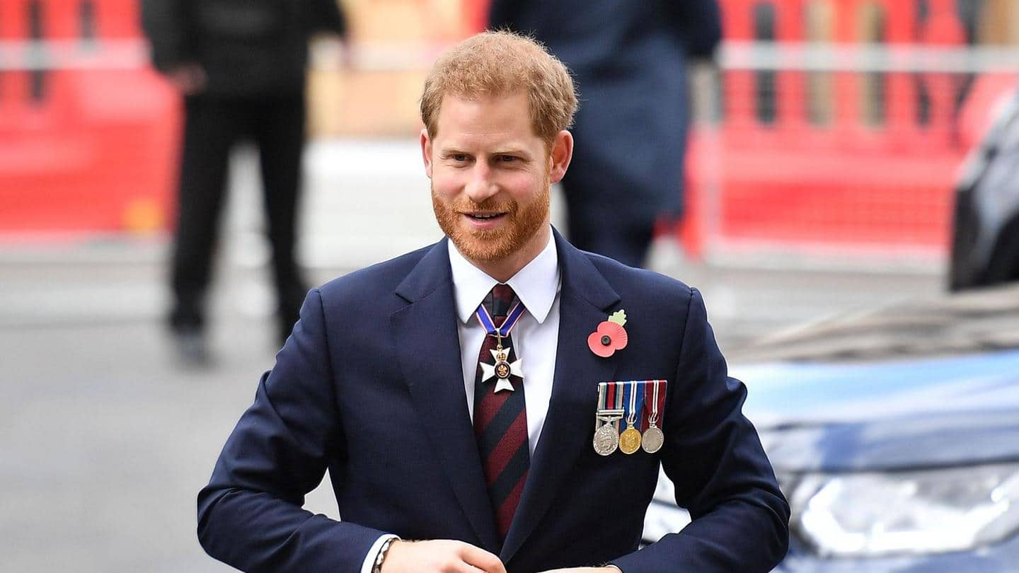 British press was destroying my mental health, says the Prince