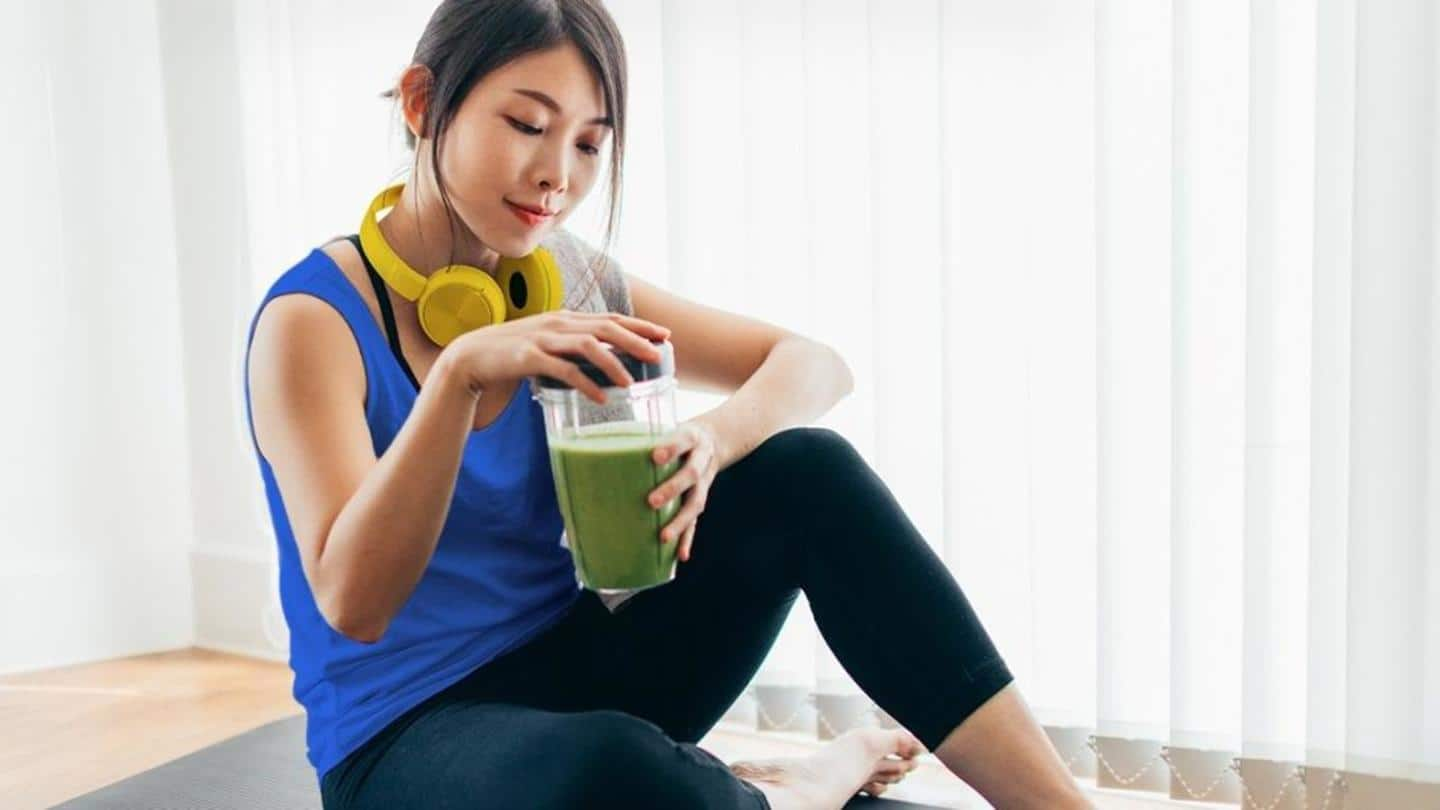 Know the importance of pre- and post-workout meals