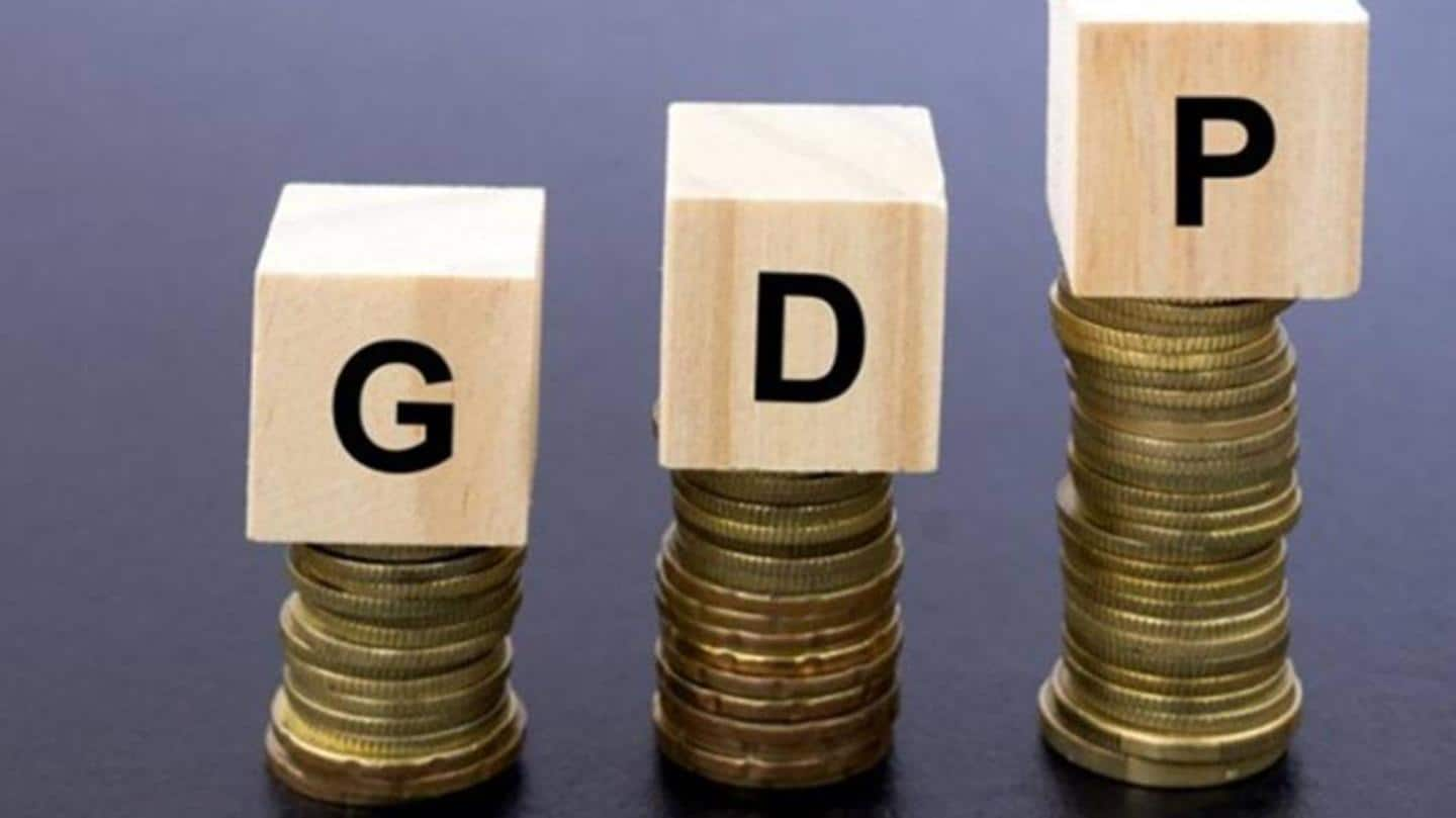 GDP growth in Q1, Q2 revised