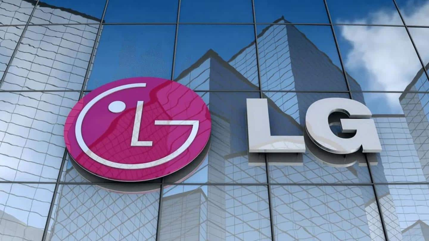 LG CEO said possibilities are open, business operation under review
