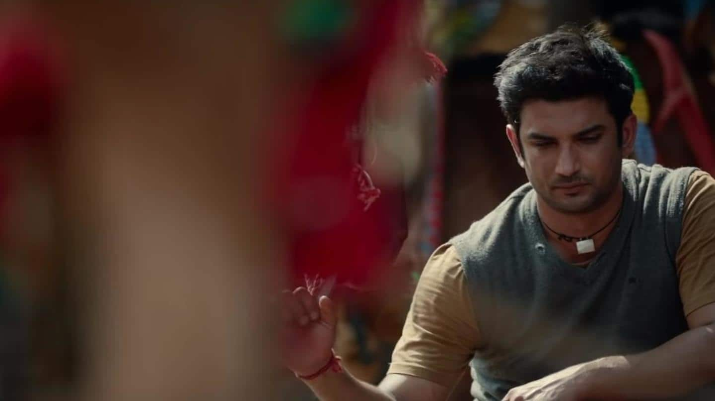 Earlier, Kapoor lamented Rajput couldn't see his fans' love