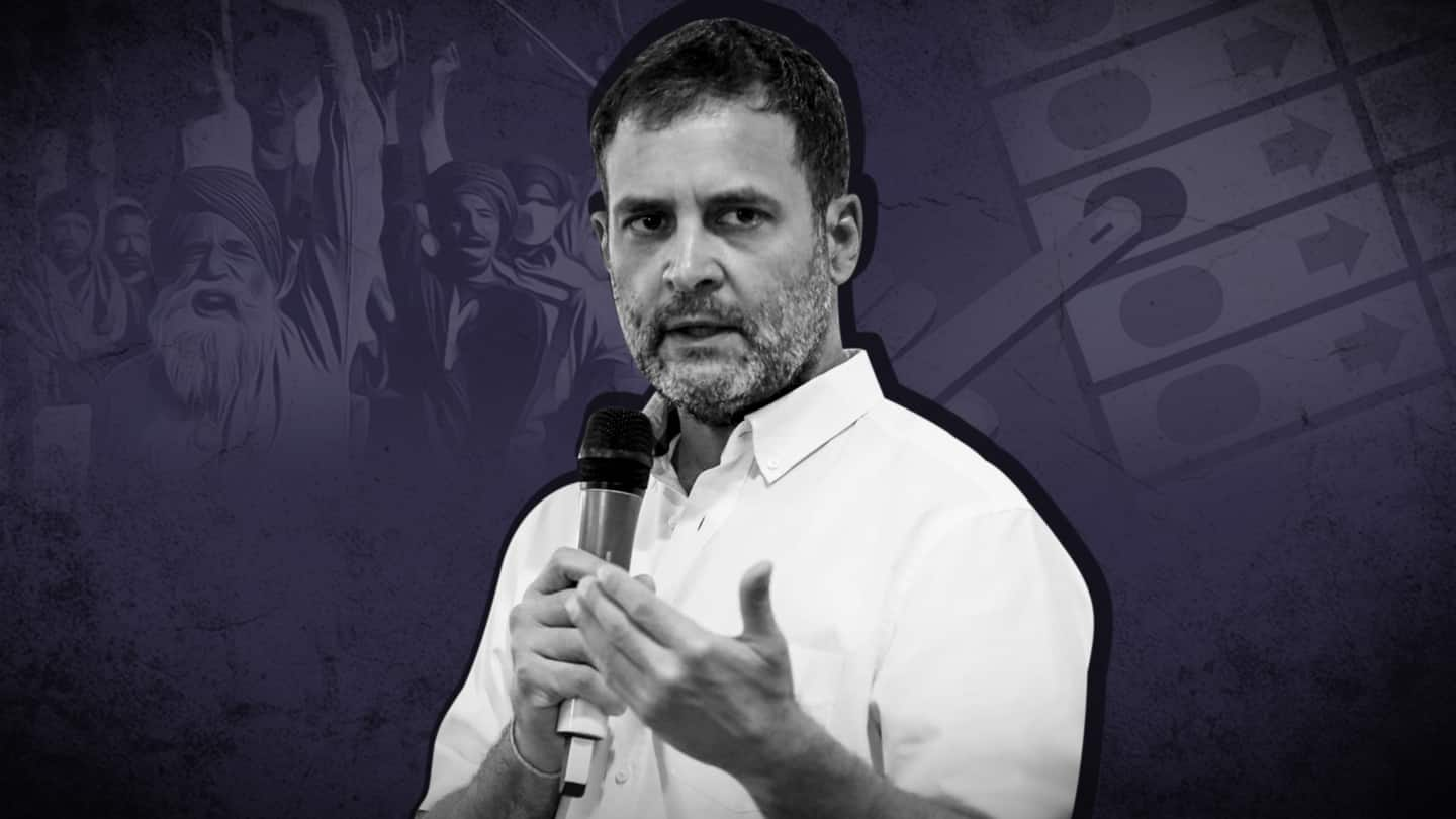Rahul Gandhi questions US's silence on 'what's happening in India'