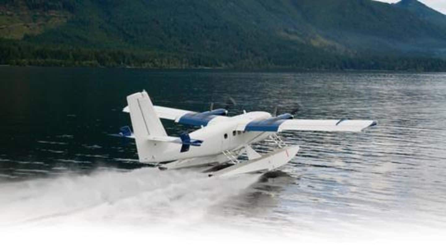 Soon, islands in Andaman will be connected by seaplanes