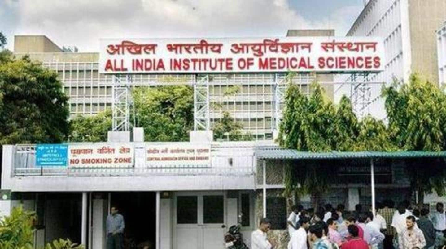 Delhi: AIIMS doctor commits suicide after fight with wife