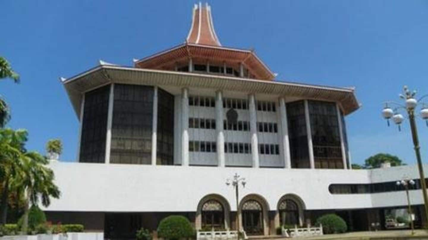 Sri Lanka: Supreme Court stays President's decision to dissolve parliament