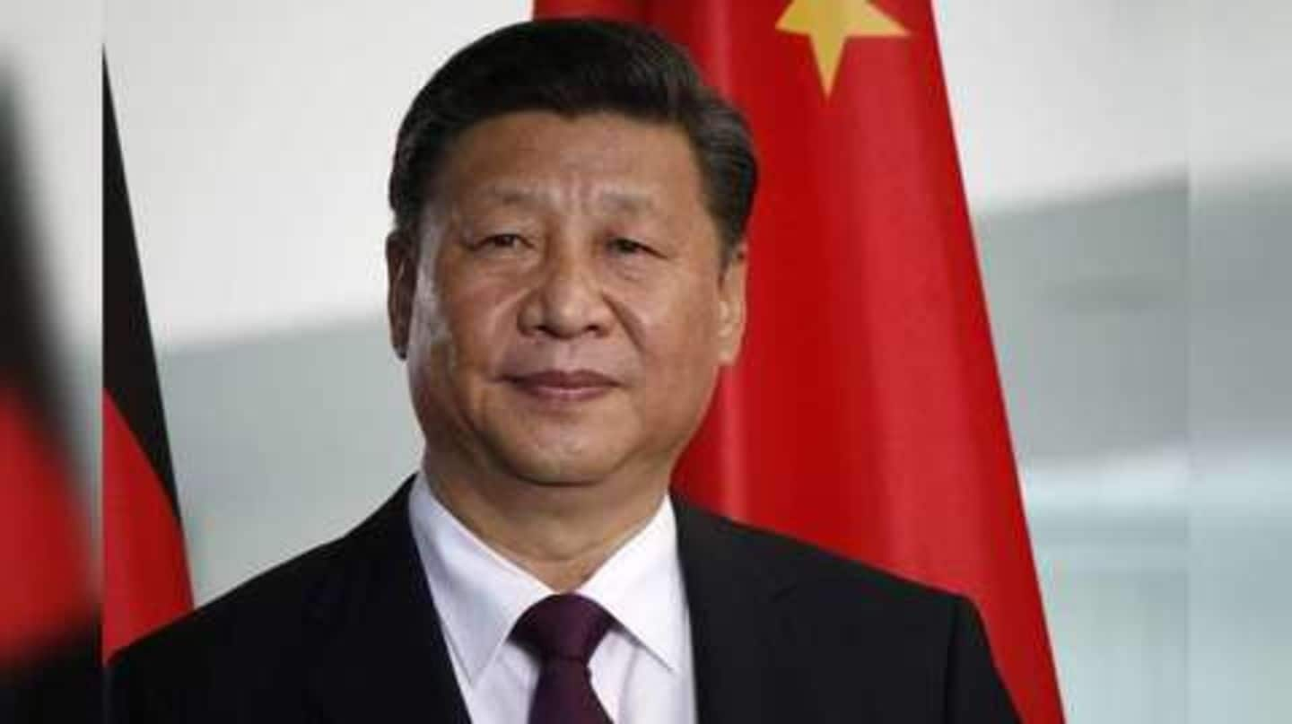 China stepping up ideological education to legitimize Xi's regime