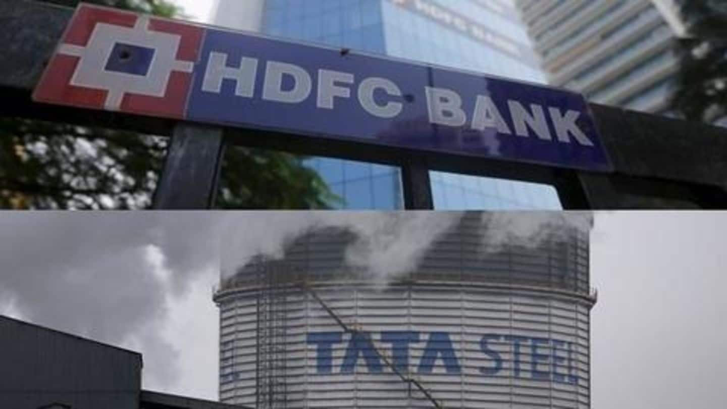 HDFC Group briefly overtook Tata Group as India's most-valued conglomerate