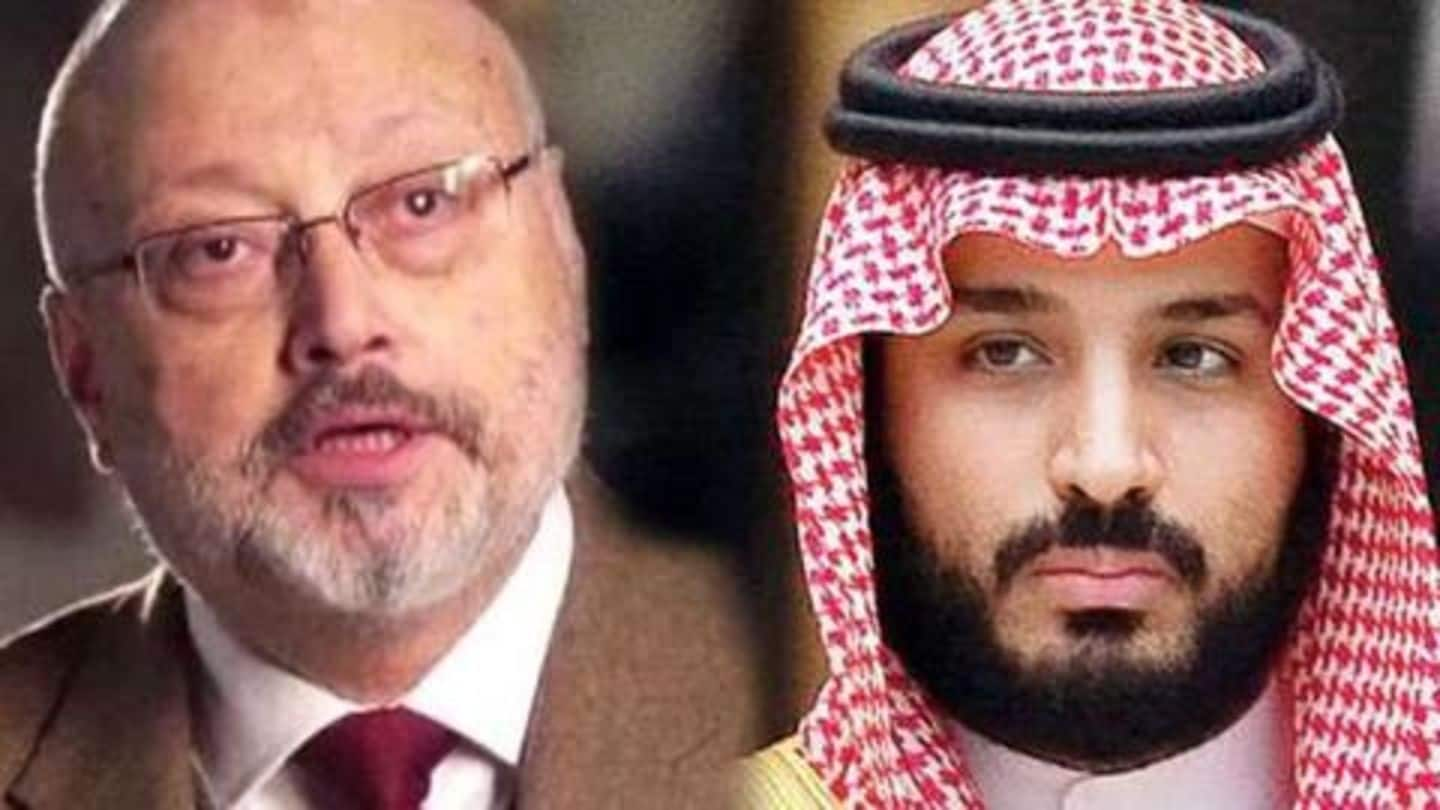 CIA: Saudi Crown Prince ordered Jamal Khashoggi's assassination
