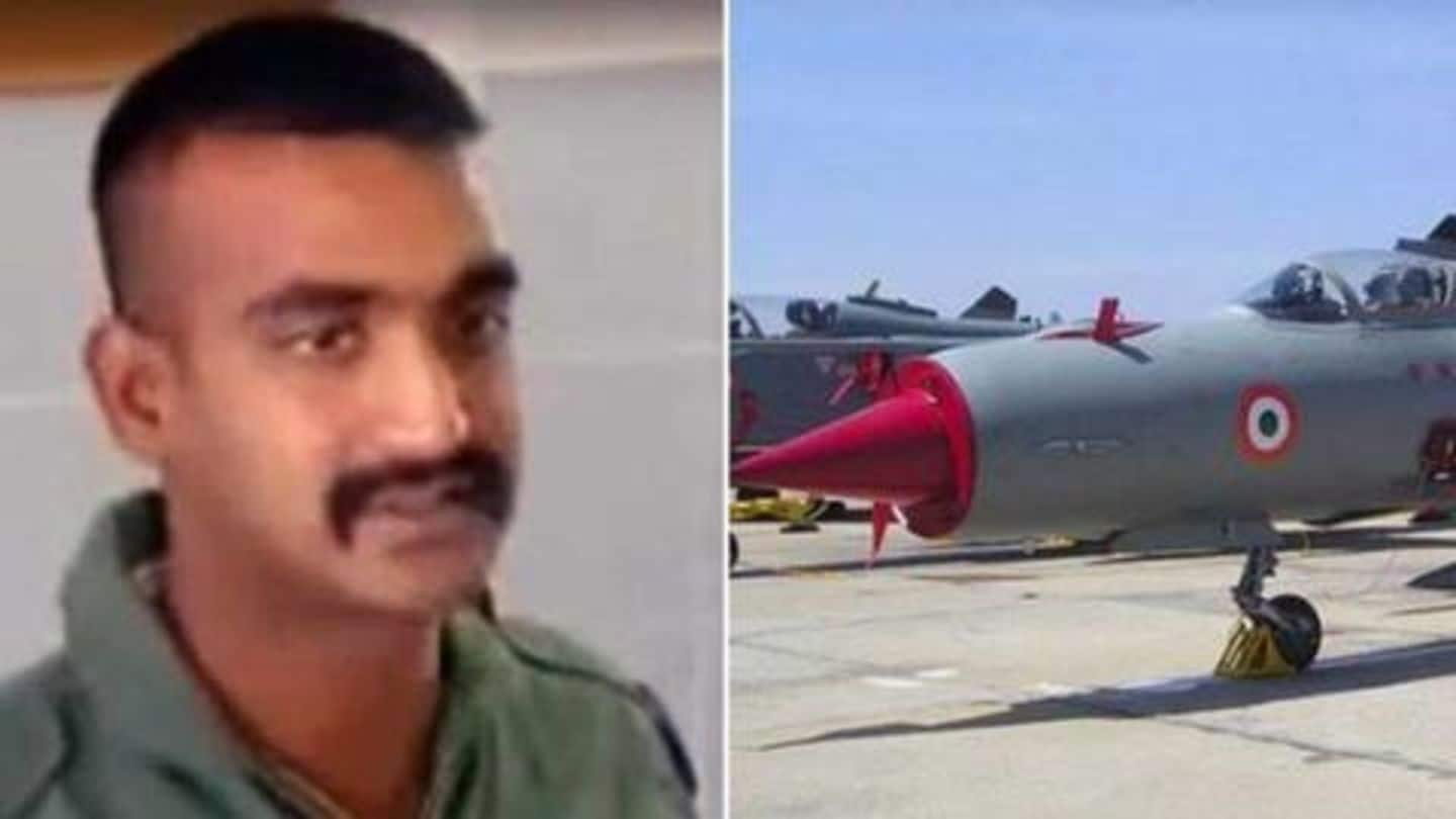 Government asks YouTube to remove clips of captured IAF pilot