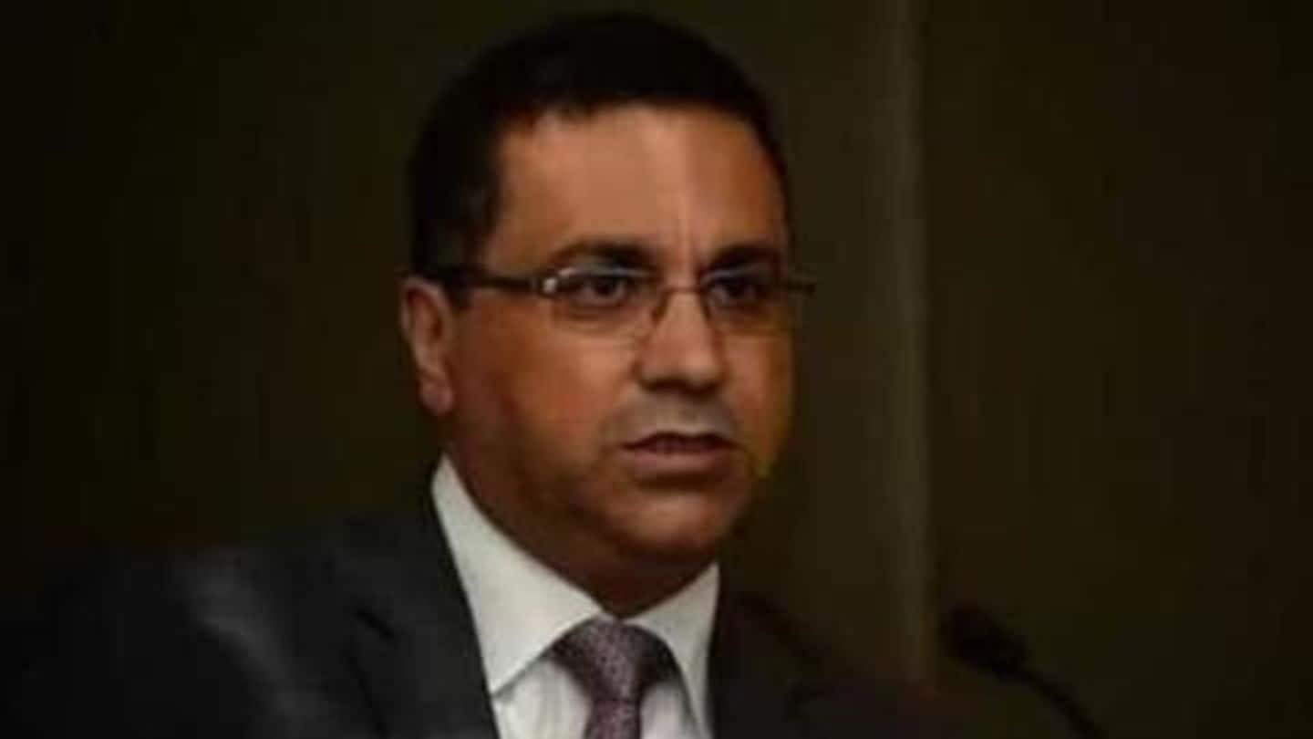 BCCI CEO Rahul Johri cleared of sexual harassment charges