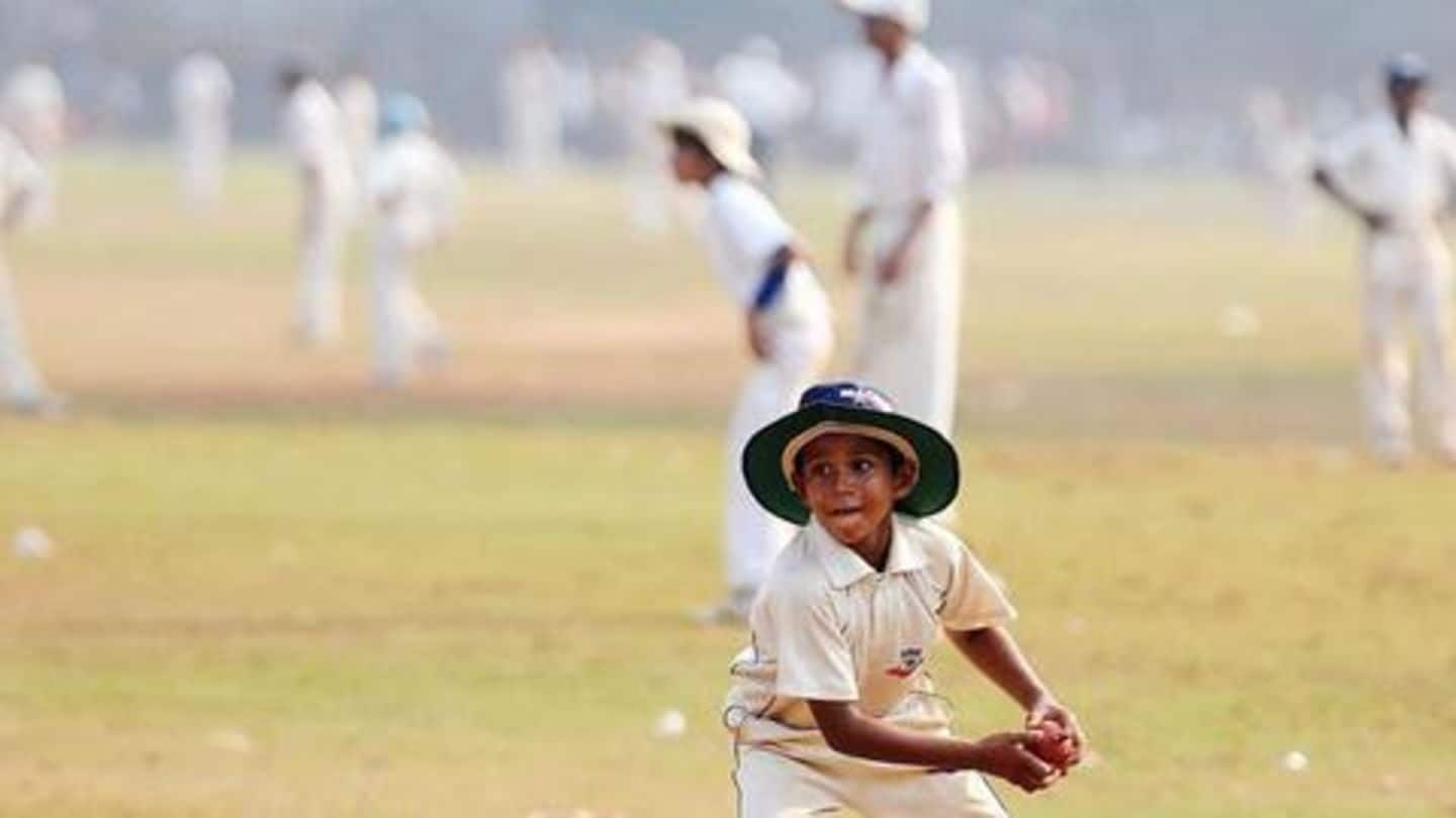Mumbai U-16 cricketer banned for three years for 'dropping pants'