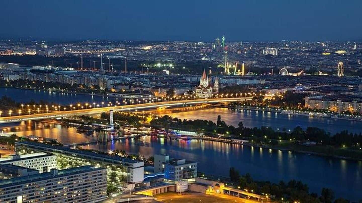 Global Liveability Index: Vienna goes top, replaces Melbourne