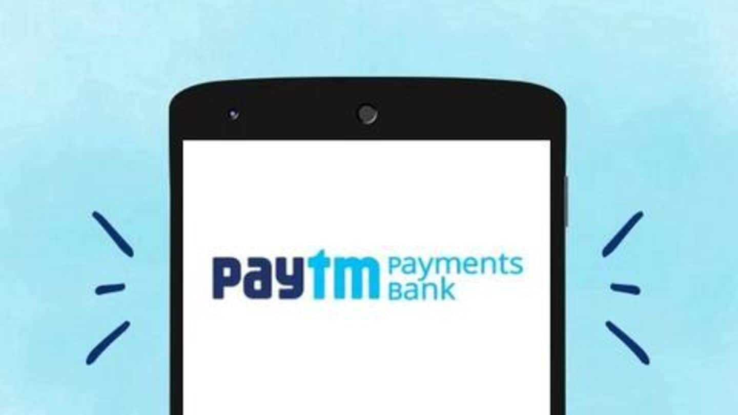 Paytm Payments Bank back in business after RBI nod