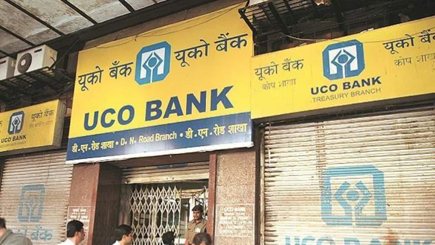 UCO Bank fraud: Ex-CEO booked for defrauding Rs. 621cr